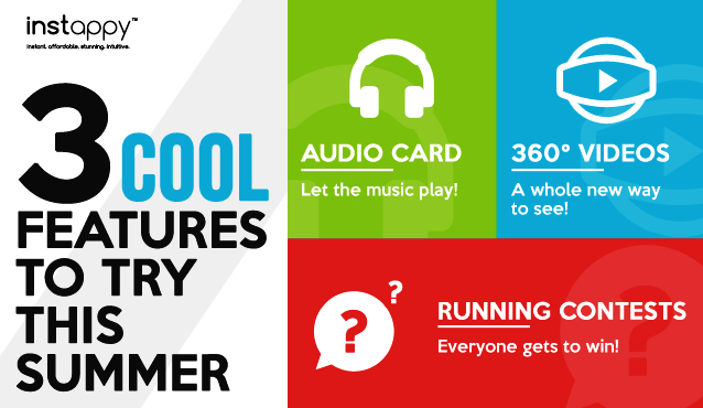 3 Cool New Features to Try this Summer!