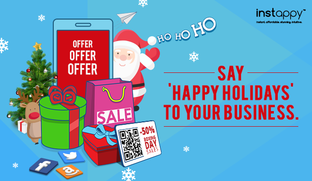 Say �Happy Holidays� to your business in 5 simple steps