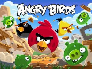 Mobile App Creator - Angry Birds