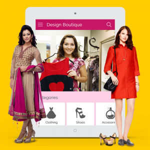 Create Your Own Fashion App