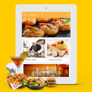 Create Your Own Restaurant App