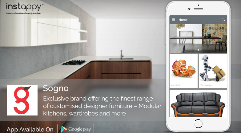 SognoInterno – The world of luxury furnishing and interiors in an app
