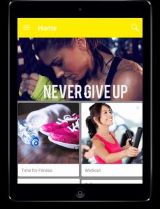 Preet Gymnasium App